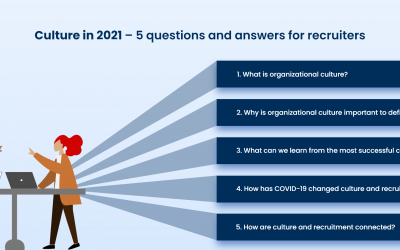 Recruiting for culture in 2021 – 5 questions and answers